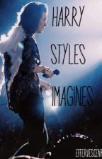Harry Imagines by effervescent1dx
