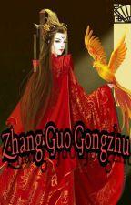 Zhang Guo Gongzhu by AstraeaCsarinaFreya