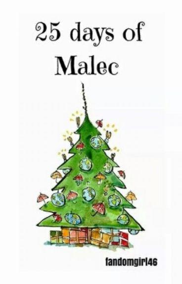 25 Days of Malec