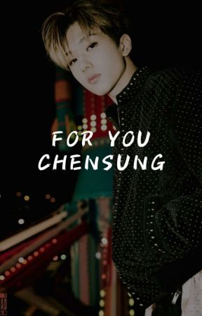 for you-chensung by zhafrizza