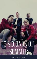 5 Seconds of Summer Preferences by ashtonblues