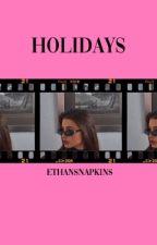 holidays-ethan hwang by ethansnapkins
