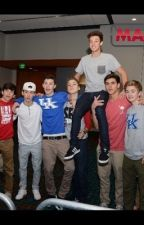 Adopted by magcon by SimplyElmo