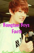 Bangtan Boys Facts :) by GimmeSomeRapMonster