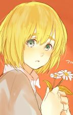 Armin x Reader: Promises Over Tea~ by ShizukaKaori