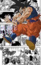 Goku Imagines  by hxneybunnx