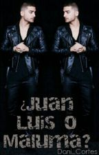 ¿Juan Luis o Maluma? by Dani_Cortes