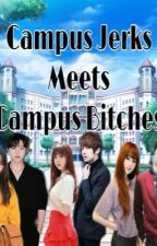 CAMPUS JERKS MEETS CAMPUS BITCHES by czabananaque