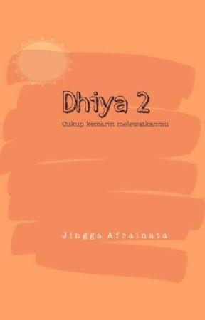 Dhiya 2 by JinggaAfrainata