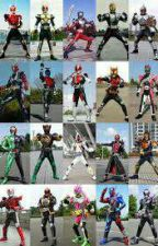 Kamen Rider High School  by Kaitou_Mighty_ZX