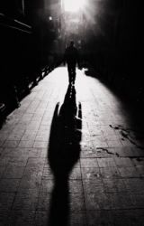 The One In The Shadows by DZJWarrior