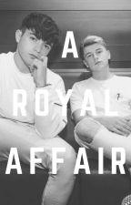 A royal affair - Randy by Juliesrainbows