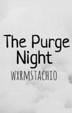 The Purge Night - Mashton by wxrmstachio
