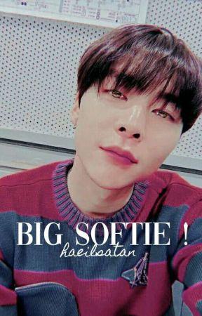 Big softie! ❪ MarkJohn Fluff ๑ ❫ by haeilsatan