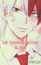 The Todoroki photo album  by sallypinky231