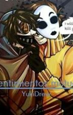 Sentimiento Mutuos (Yaoi, Toby y Masky) by YukiDrew