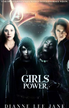Girls Power { a Dc and Marvel Cross over}   by dunleejane