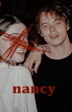 NANCY, steve harrington. by fleshbirds