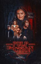 Pulp Fiction 。 Jonathan Byers by lookingforlucy