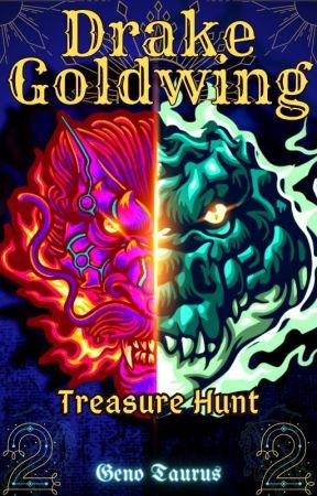 Drake Goldwing - Treasure Hunt💎(First Draft) by GenoGlitch_01