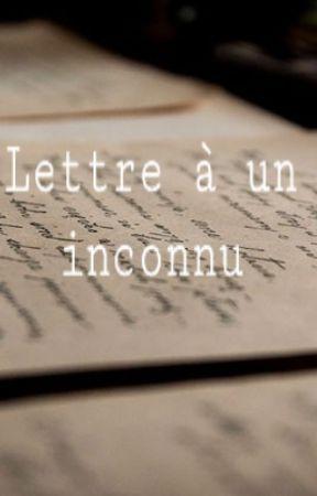 Lettres à un inconnu by Auriane2510