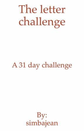 The letter challenge - Day 21: write a letter to someone whos hurt