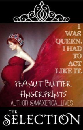 Peanut Butter Fingerprints by maxerica_lives