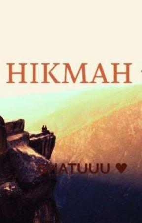 HIKMAH  by Shatuuu095