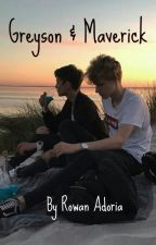 Greyson and Maverick | boy x boy by Rowan_Adoria
