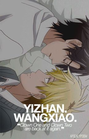 YIZHAN. WANGXIAO. by EMPERORISM