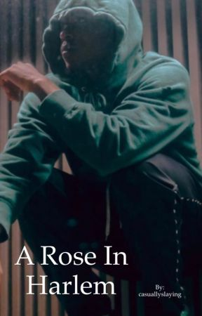 A Rose In Harlem  by casuallyslaying
