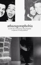 Athazagoraphobia by hturknett