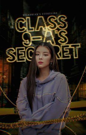 Class 9-A's Secret by MijAdrian