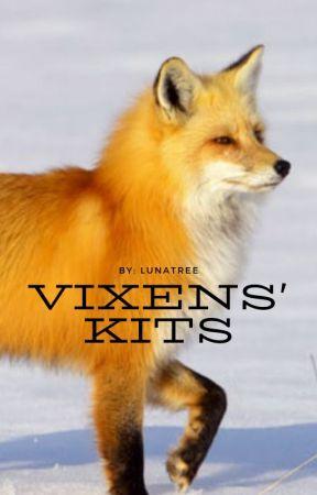 Vixens' Kits by LunaTree