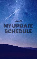 My Update Schedule by Sboyle92