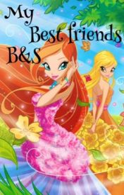 My bestfriends B&S by Bloom_joman
