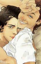Pohádky na dobrou noc // Larry Stylinson // One Direction by Sabulis