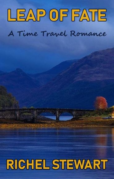 Leap of fate (time travel romance)