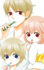 I Love You, baby (Gintama, Okikagu fanfic) by Korin-chan14