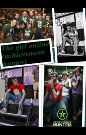 The girl online (achievement hunter) by AH_Tiffy
