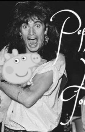 Peppa  Pig x Tommy Lee by tomleememes