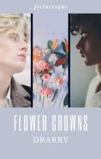 flower crowns | drarry by _picturesque