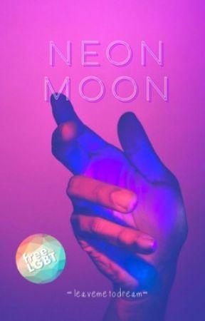 Neon Moon  by -leavemetodream-