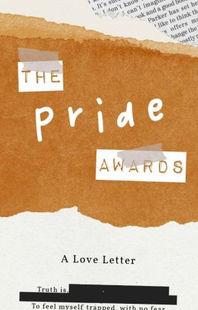 The Pride Awards 2020 (Closed For Judging)  by inkfrommywrist
