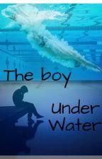 The boy under water (Minsung) by lil_chonkus