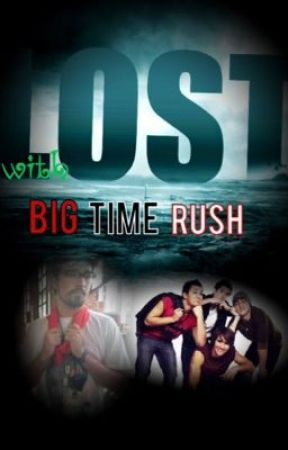 Lost with Big Time Rush [#Wattys2016] by LaraJadeSchmidt