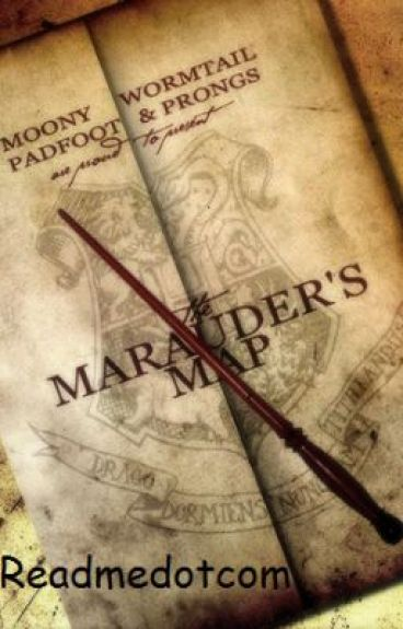 The Secret Marauder (A Sirius Black Story)