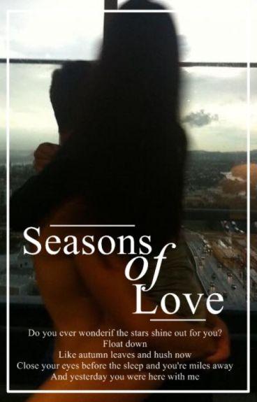 seasons of love // hood