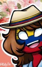 la verdadera cara de Colombia  {countryhumans} by estrela_da_floresta