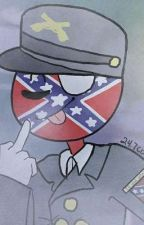 Confederate States of America  by -PlzLetThisJewLive-